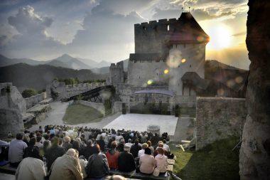 Словения, старый замок Целье