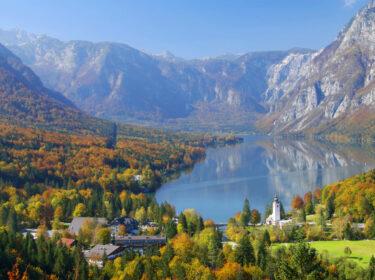 Гореньский регион (Блед, Бохинь, Краньска гора, водопады, Альпийские перевалы, ущелье Винтгар)
