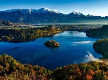 Ледниковые озера Словении
