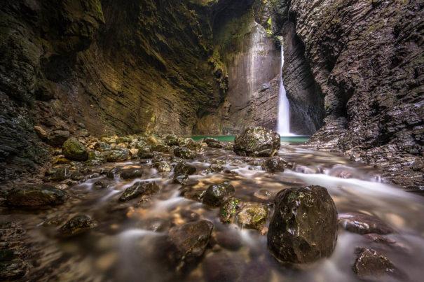 Водопад Козьяк