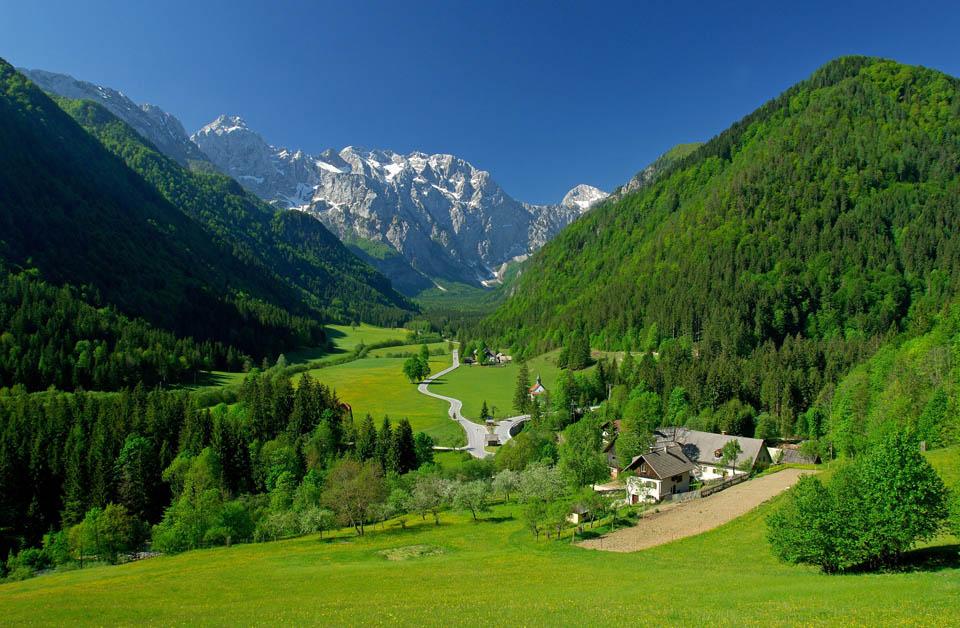 По альпийским долинам
