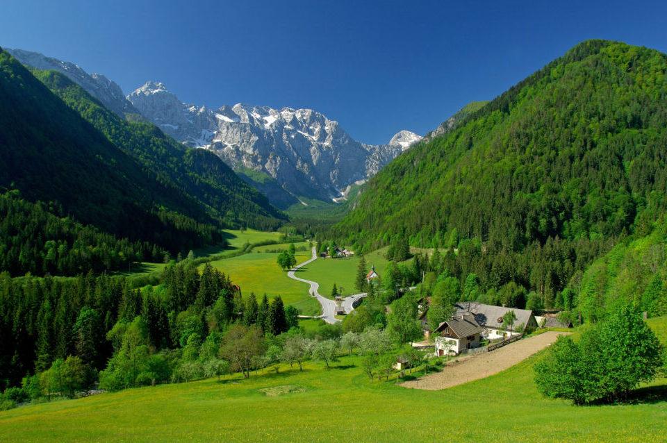 По сказочным альпийским долинам