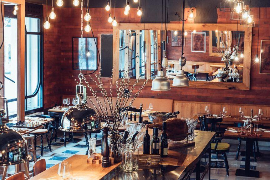 Ресторан Ателье в Любляне