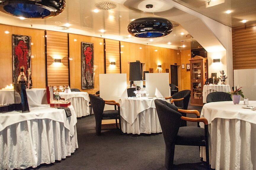 Ресторан Максим в Любляне
