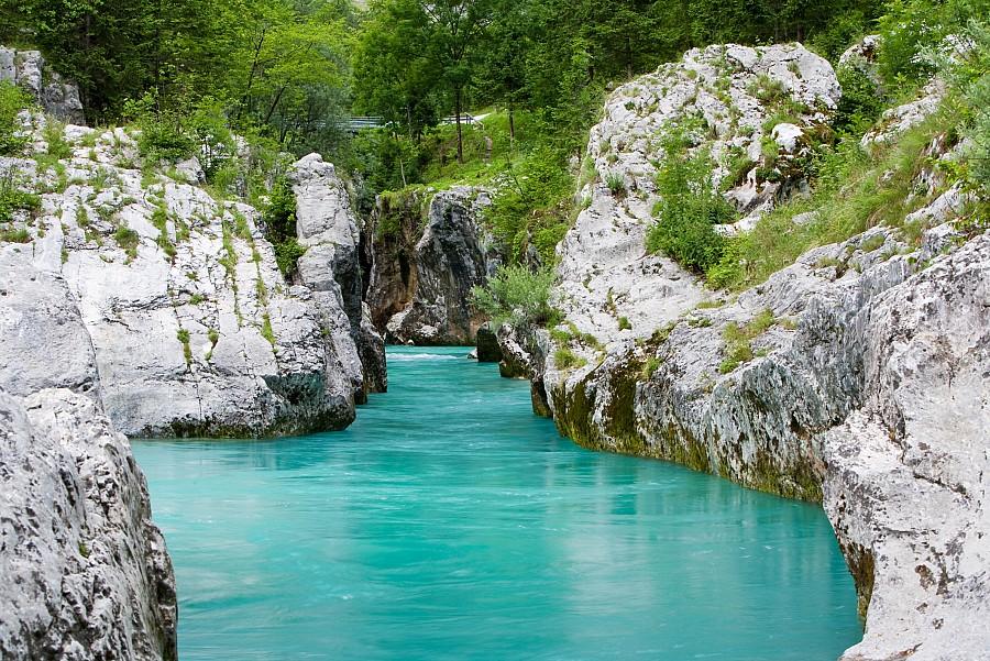 Река Изонцо