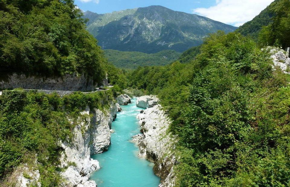 Пещера Данте и словенская Тоскана