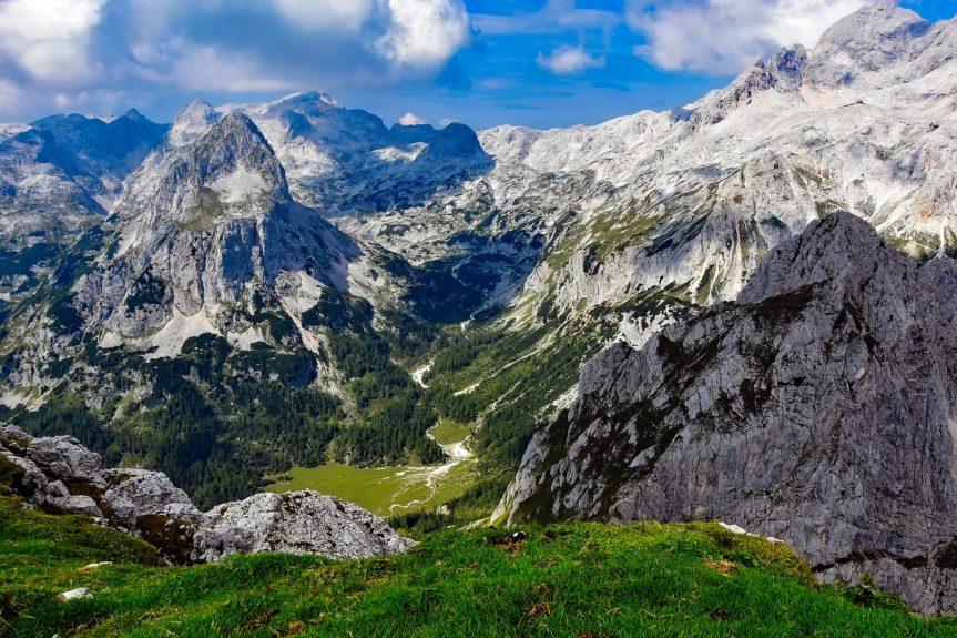 Словенские Альпа
