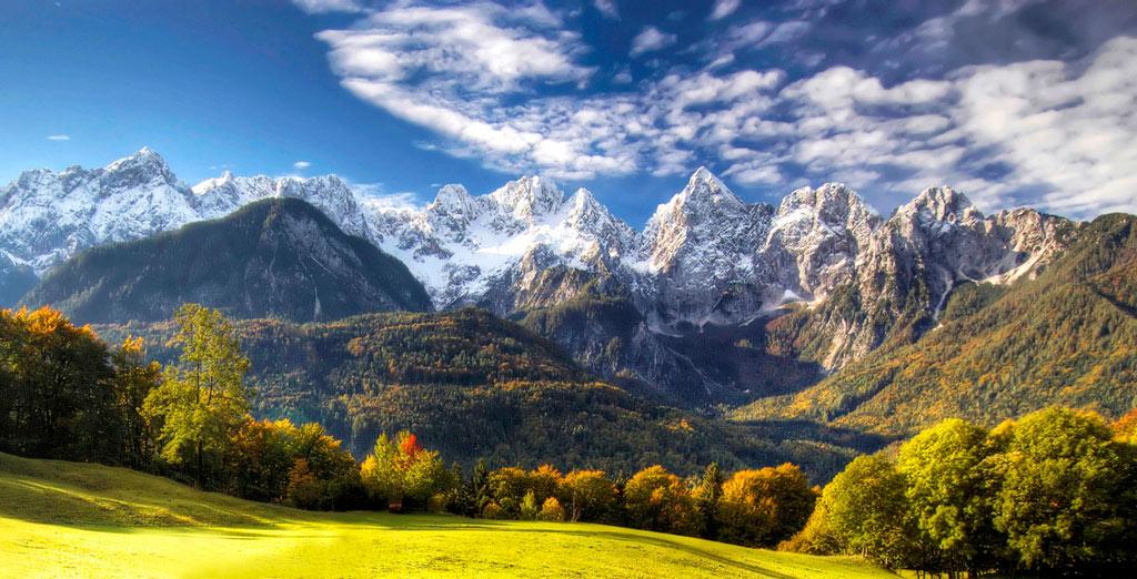 Экскурсии и трансферы по Словении
