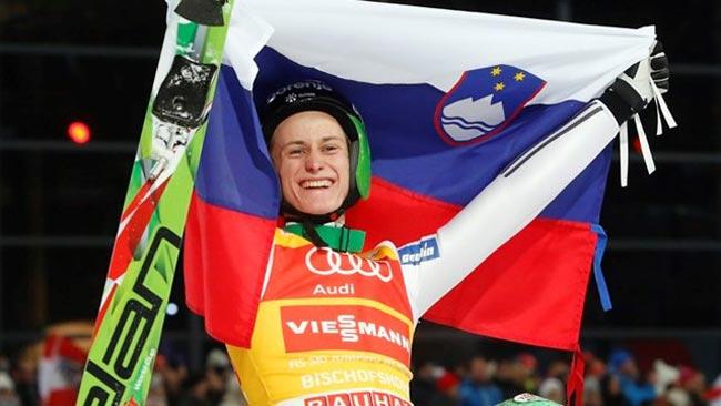 Чемпион мира - Петер Превц