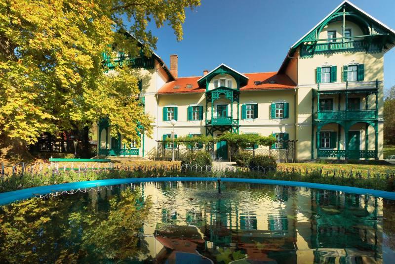 Словения, термы Добрна