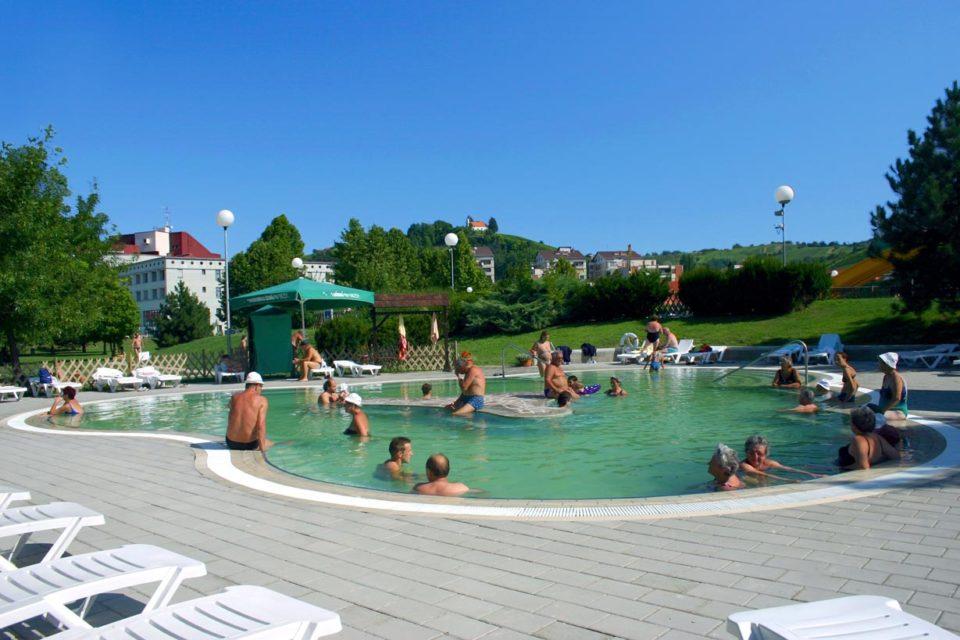 Словения, Термы Лендава