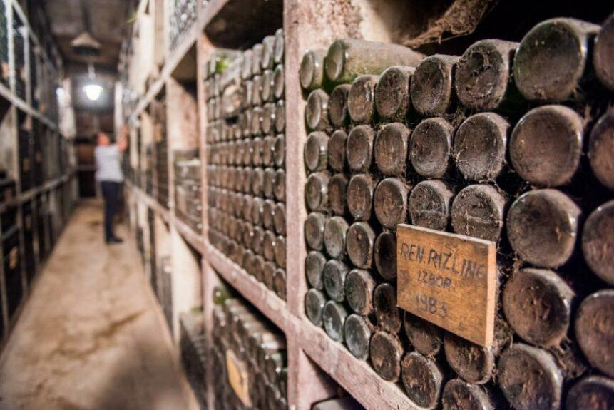 коллекционное (архивное) вино