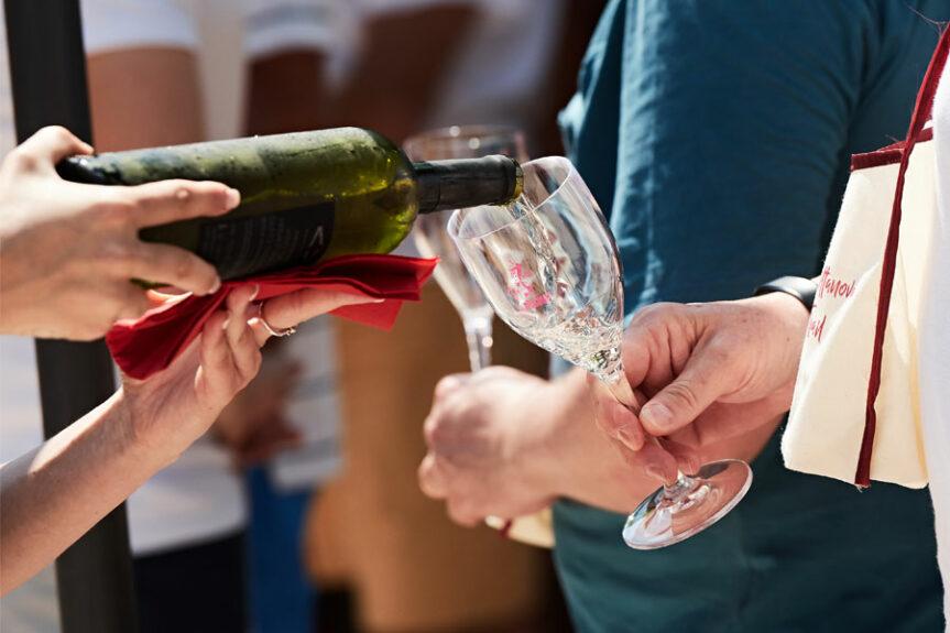 Словенское качественное вино