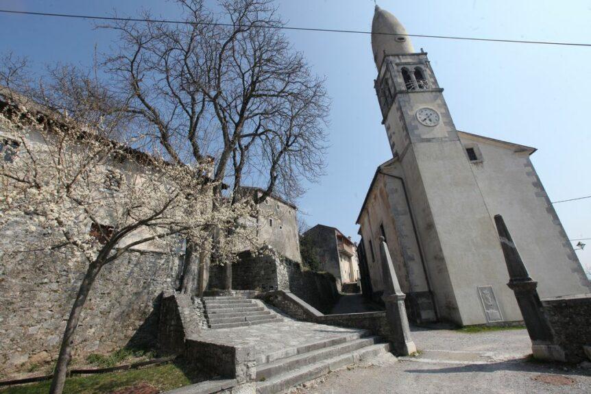 Церковь св. Даниеля в Штаньеле
