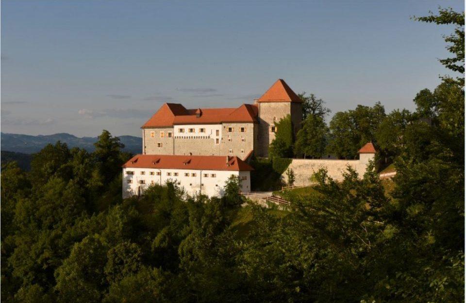 Замок подсреда
