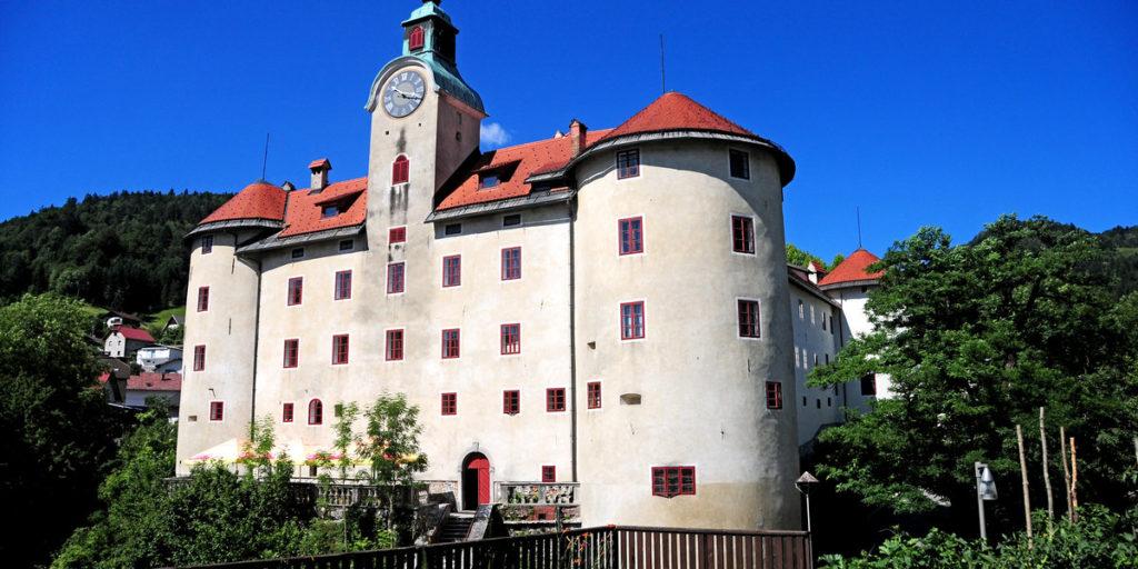 Замок в Идрии