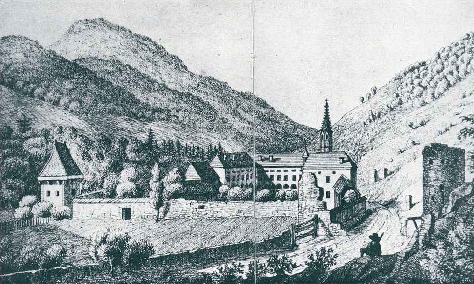 Картезианский монастырь Jurklošter