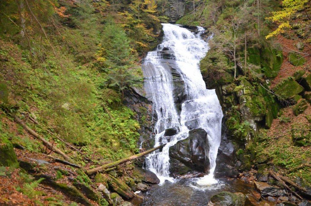 Водопад Шумик