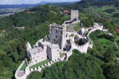 Старый замок Целе