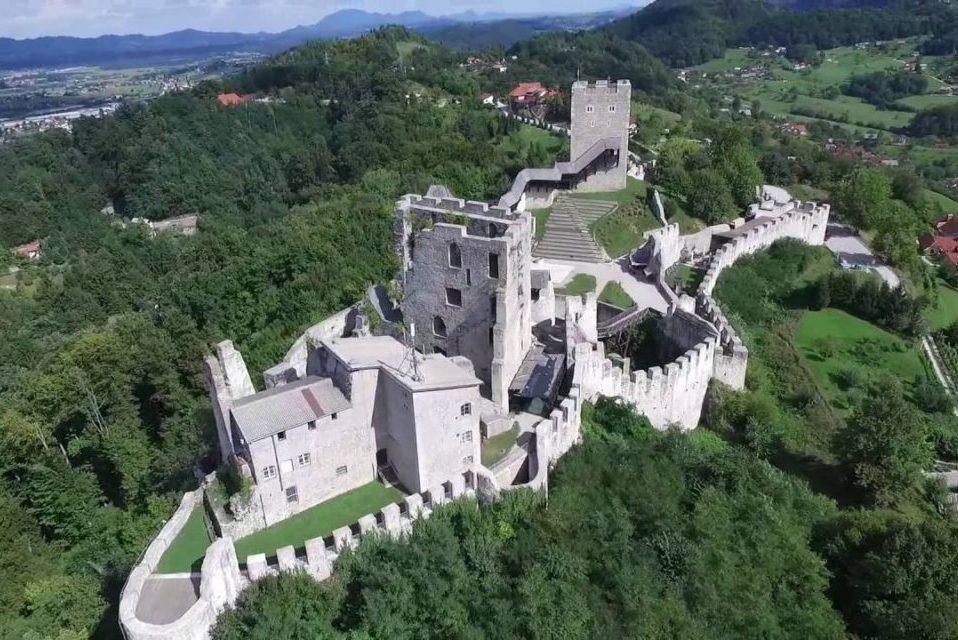 Старый замок Целье