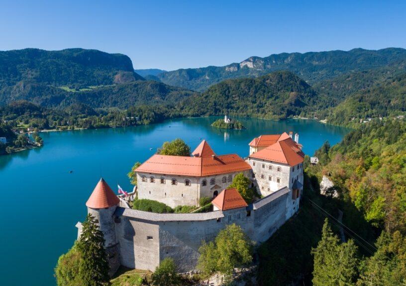 Блейский замок и озеро Блед
