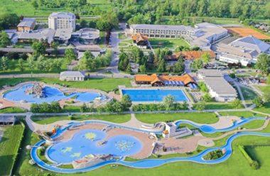 Отдых в Словении, термы Чатеж