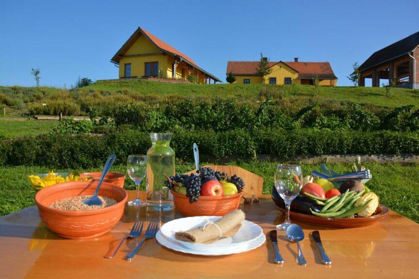 Эко ферма в Словении ферма Кореника