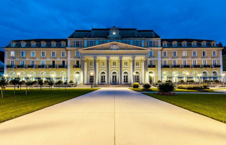 Знаменитый Гранд отель Рогашка
