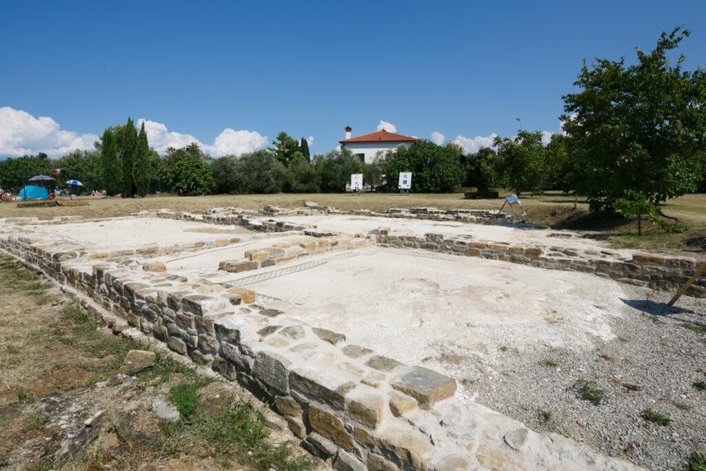 Археологический парк Симонов залив