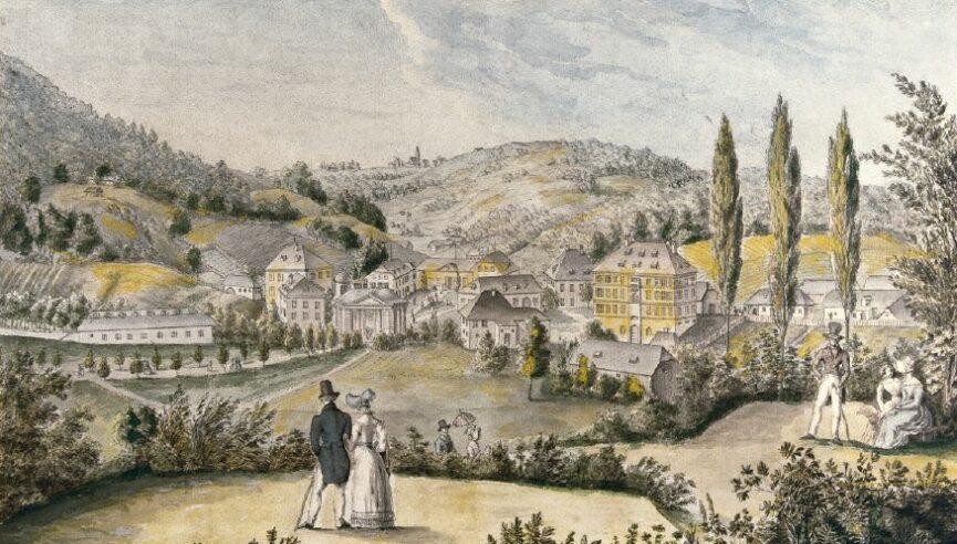 Рогашка Слатина 1825-1828