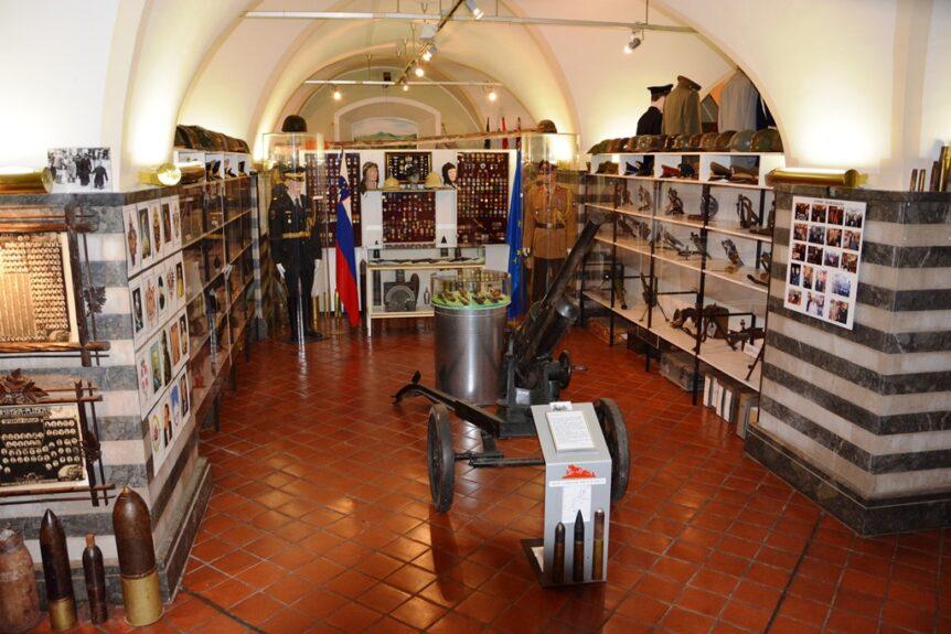 Идрия, военный музей