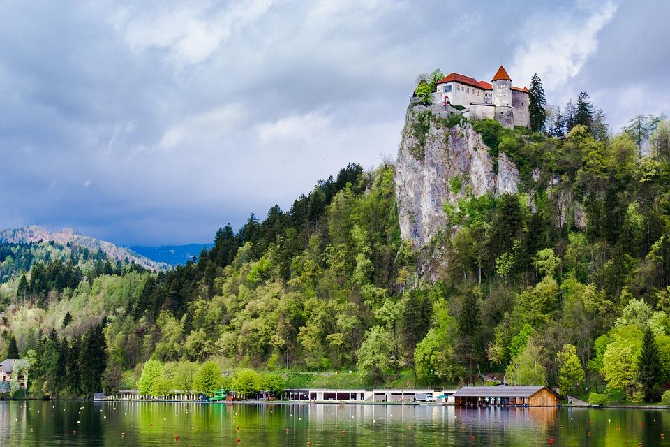 Блейский замок