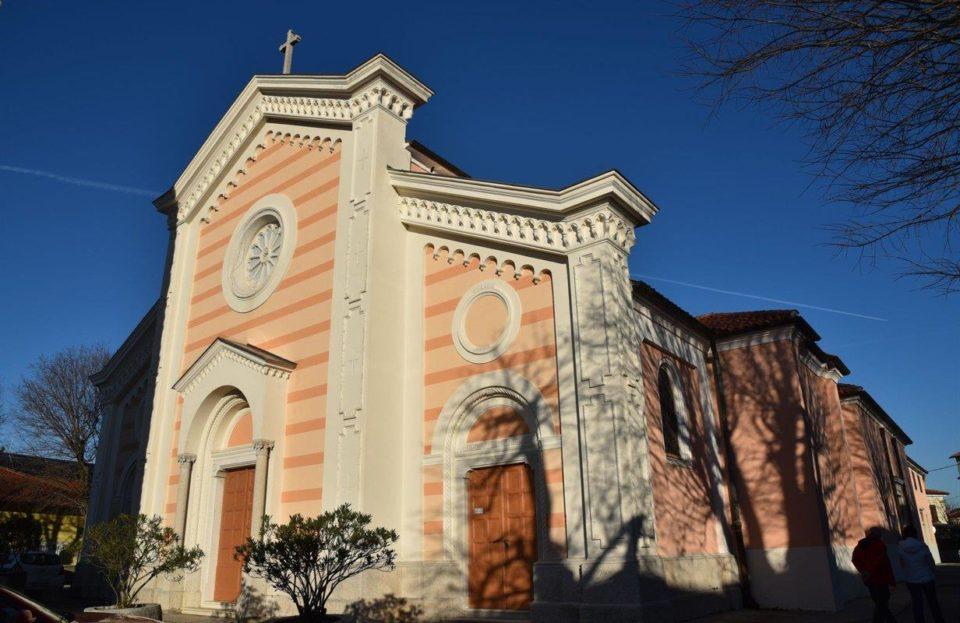 Изола, церковь Св. Мавра