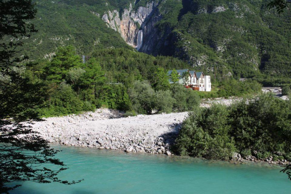 Словения, Бока