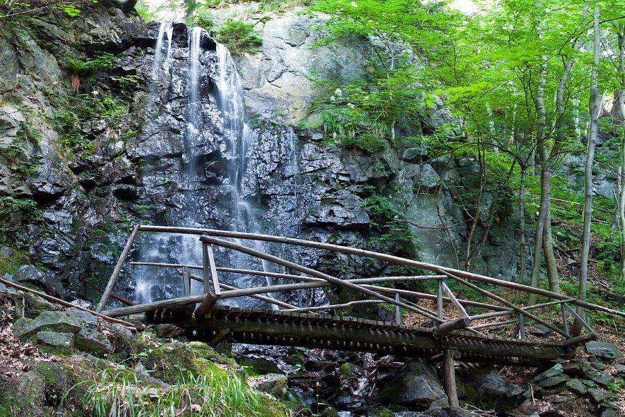 водопад Фрам