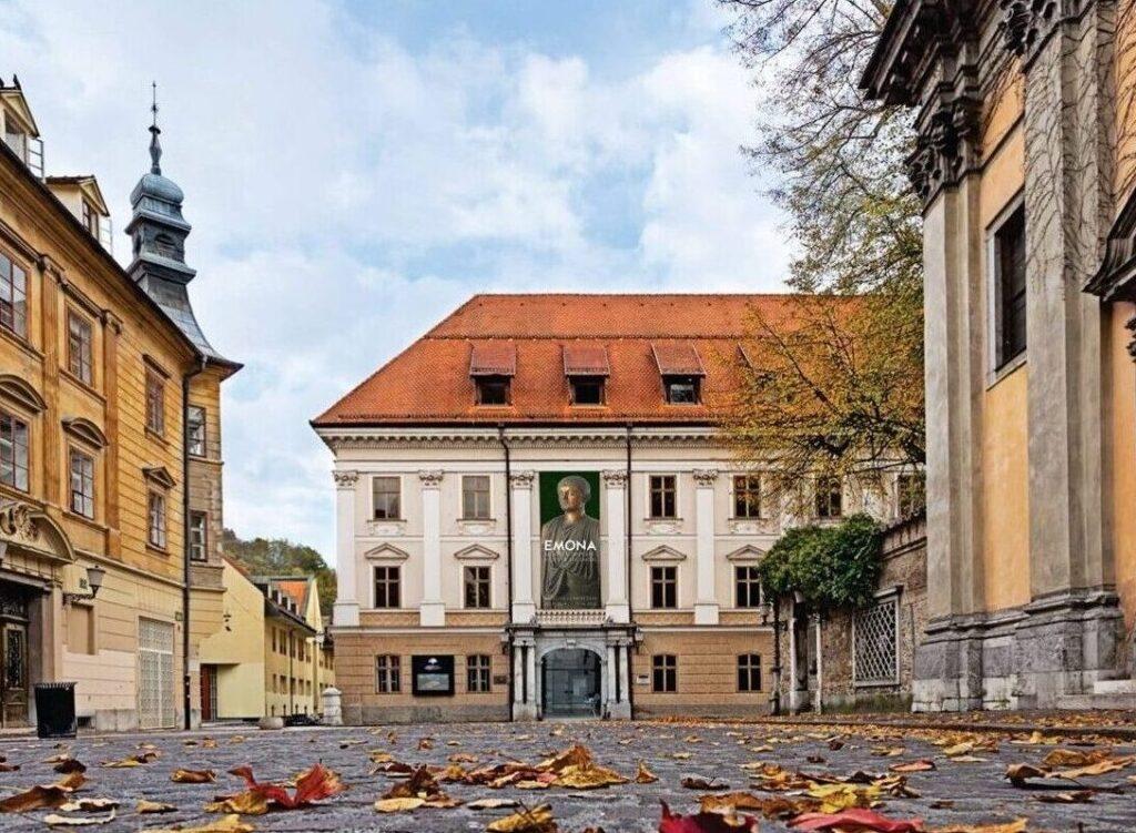 Дворец Ауэршпергов в Любляне