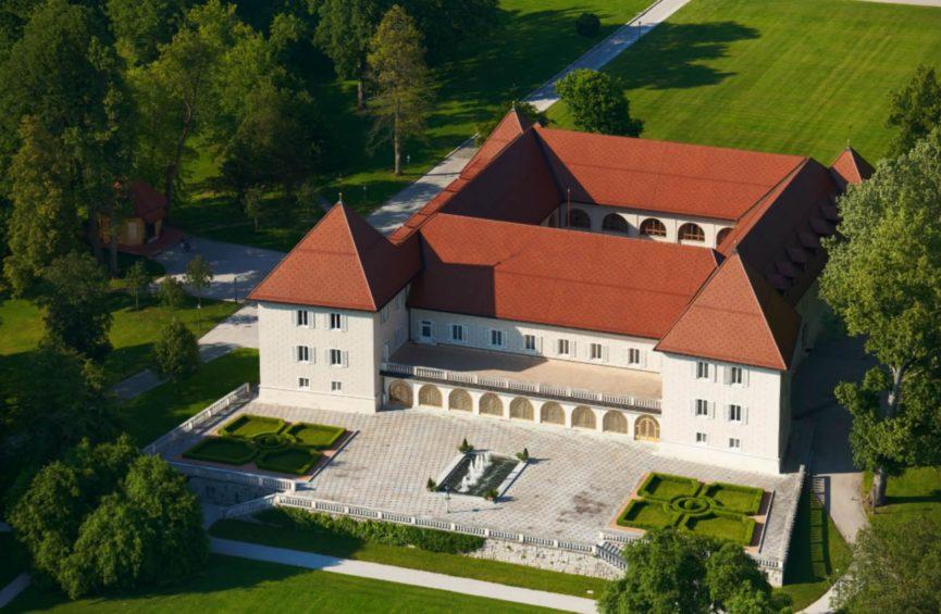 Замок Брдо