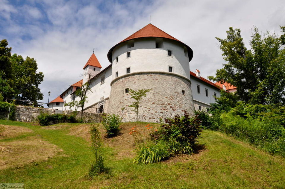 Замок турьяк