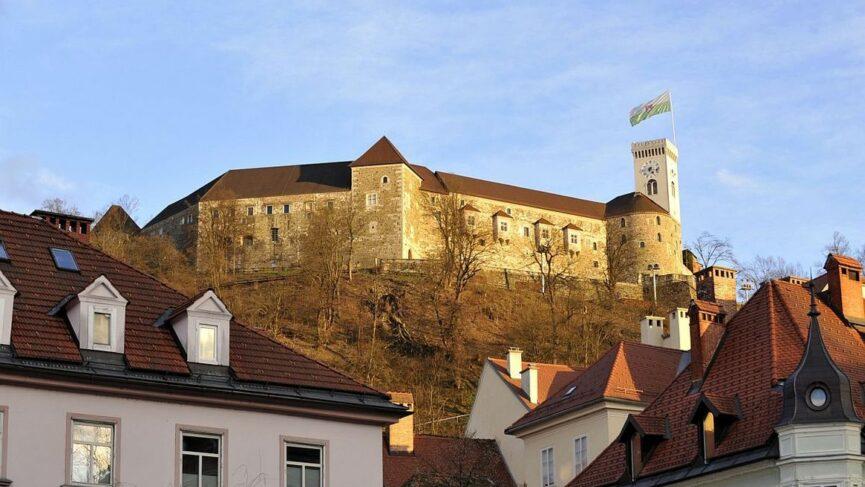 Замок - символ Любляны
