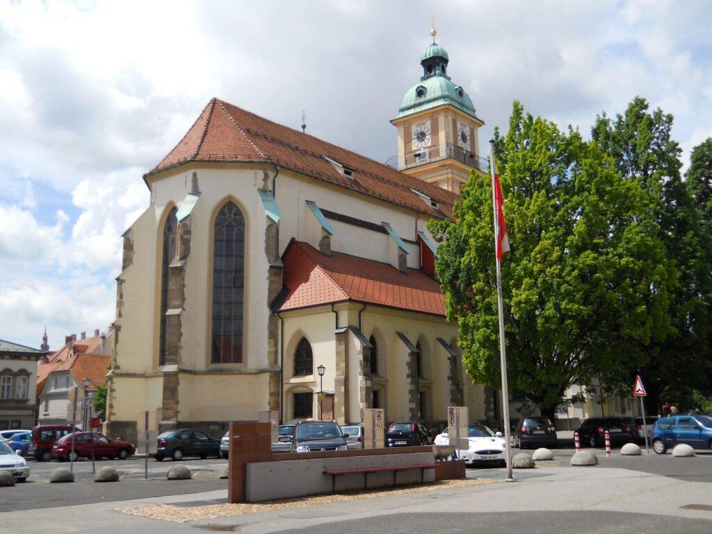 Кафедральный собор Марибора