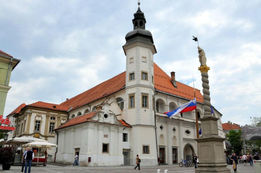 Замок Марибора