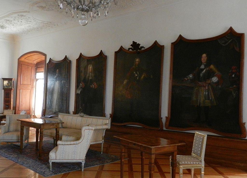 Портреты династии Герберштейнов