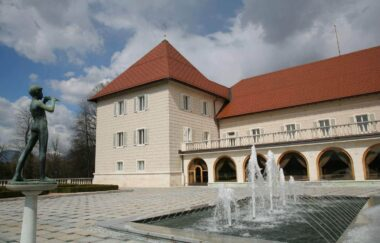 Замок Брдо у Крани