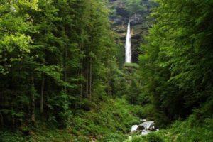 Долина Врата, водопад Перичник