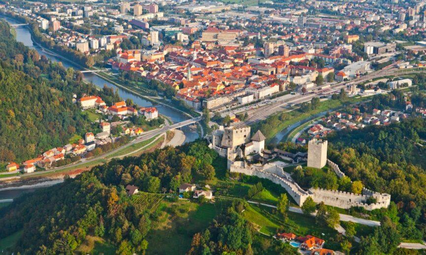 Словения, Целье
