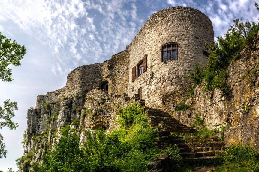 Словения, замок Соцерб