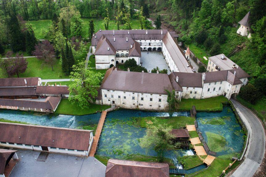 Монастырь Бистра