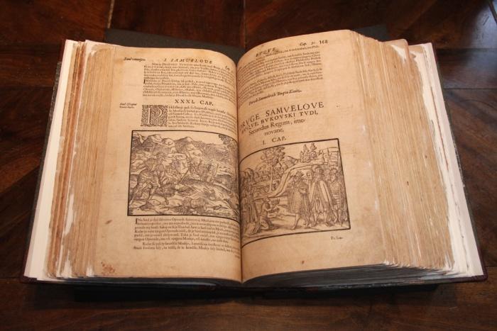 Первая Библия