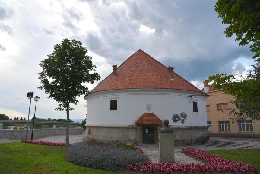 Дравская башня