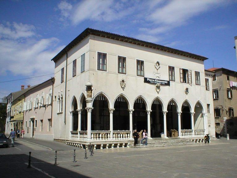 Дворец Лоджии в Копере